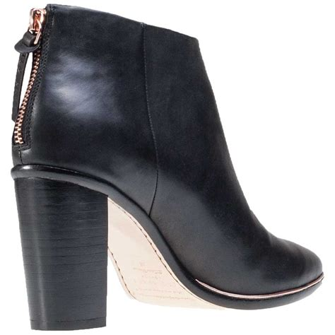 ted baker lorca 3 womens ankle boots in black black