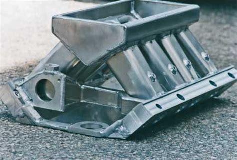 sheet metal intake manifolds