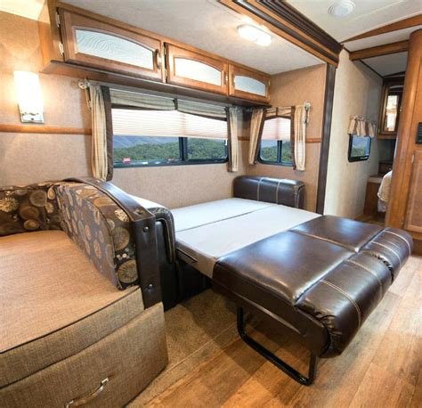 genius ways  add extra sleeping space   rv
