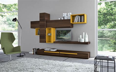 Modern Living Room Shelves by Living Room Bookshelves 6 Interior Design Ideas