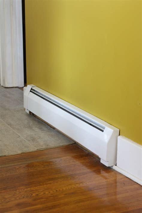 Baseboard Radiator Diy Baseboard Heating Update Merrypad