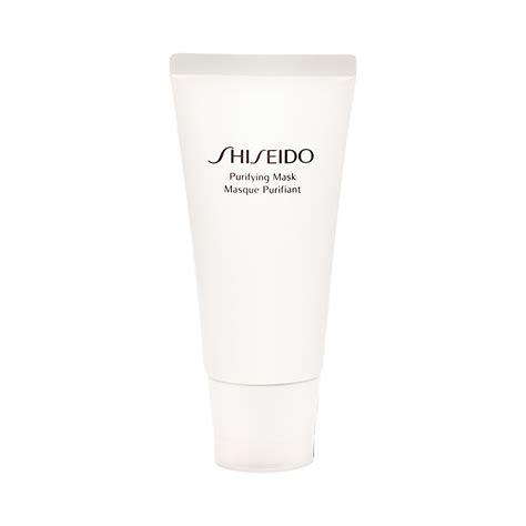 Masker Shiseido shiseido purifying mask 75ml 3 2oz