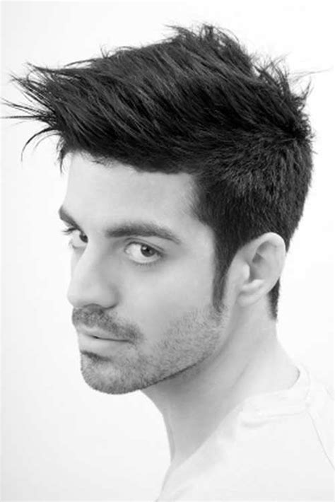 Mens Hairstyles For Thick Hair by 15 Mens Thick Hairstyles Mens Hairstyles 2018