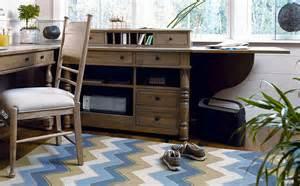 paula deen office furniture paula deen home oatmeal home office by universal