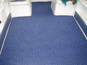 blue widetrack marine carpet prestige marine trimmers