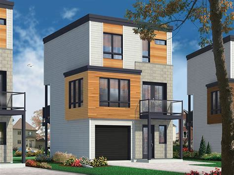 3 story modern house plans plan 027h 0402 find unique house plans home plans and