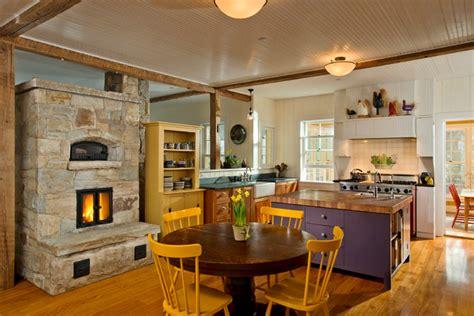 country kitchen new york leed platinum home country kitchen new york by