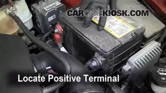 2006 Pontiac G6 Battery How To Jumpstart A 2005 2010 Pontiac G6 2007 Pontiac G6
