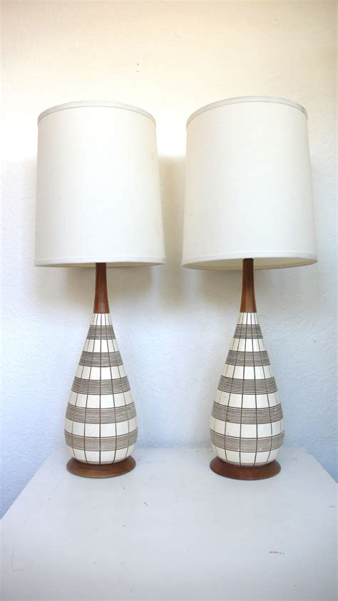 midcentury modern lighting pair of mid century modern ls reserved for mwesthoven
