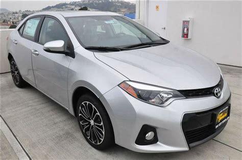 Toyota Corolla S Plus 2014 Toyota Corolla S Plus Ctv