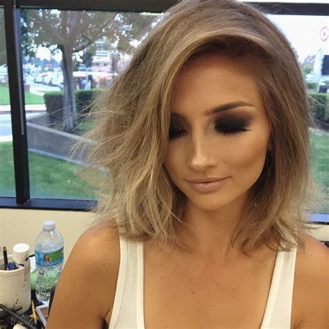 blonde bob dark skin 15 perfect shades of dark blonde hair 2017 hairstyle guru