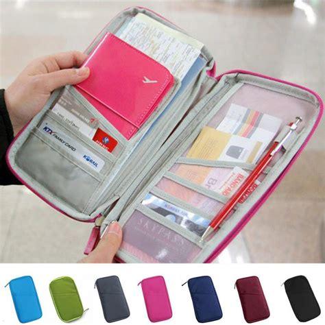 Item Dompet Traveling Card Id Holder Pasport Wallet 2015 travel passport credit id card holder wallet organizer bag purse wallet fashion in