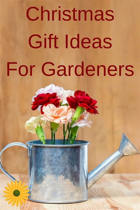 christmas gift ideas for gardeners