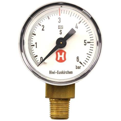 Pressure 6 Bar Hiwi Working Pressure 6 Bar