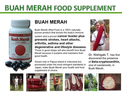 Essen Merah Irex S essensa naturale business presentation