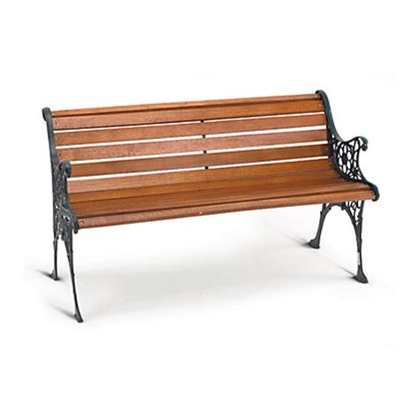 homebase garden bench chelsea 4ft garden bench brown at homebase be