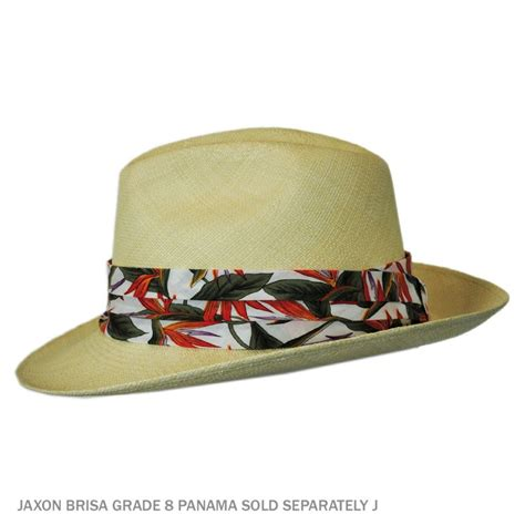 pug band hat shop bird of paradise cotton 3 pleat pug hat band hat bands