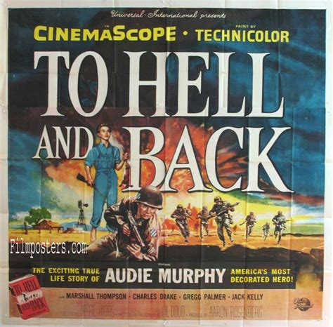 to hell and back audie murphy and the stuntmen go to hell and back brothers ink productions