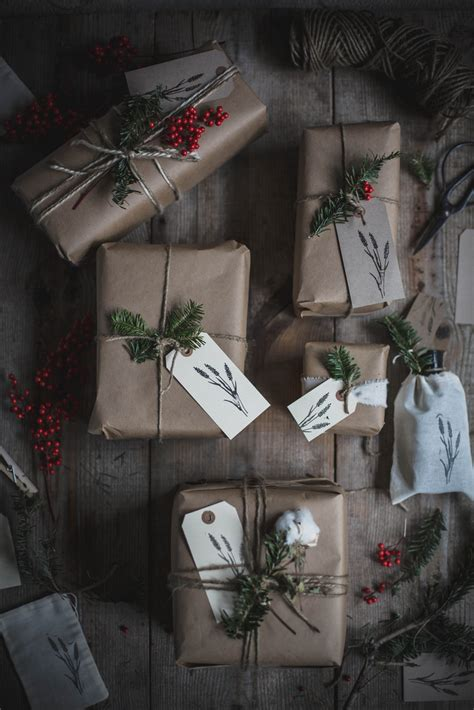 eclectic trends 4 gift wrapping trends for christmas