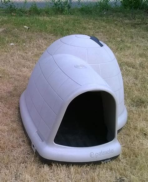 igloo dog house large large igloo dog house for sale south nanaimo nanaimo mobile