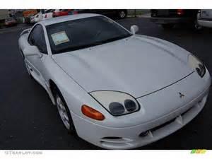 Mitsubishi 3000gt White 1995 White Pearl Metallic Mitsubishi 3000gt Coupe