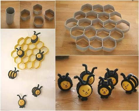 Beehive Decorations by Beehive And Bees Decoration Crafts With