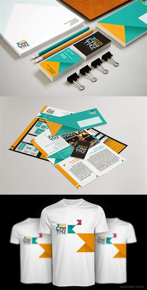 identity design exles 25 creative and awesome branding and identity design exles