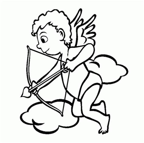 cupid coloring pages cupid coloring pages coloring home