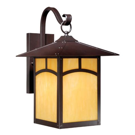 Outdoor Mission Lighting Rounded Mission Outdoor Lighting Collection