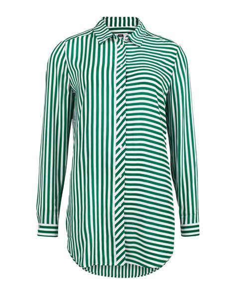 Stripe Blouse stripe print blouse 80561026 we fashion