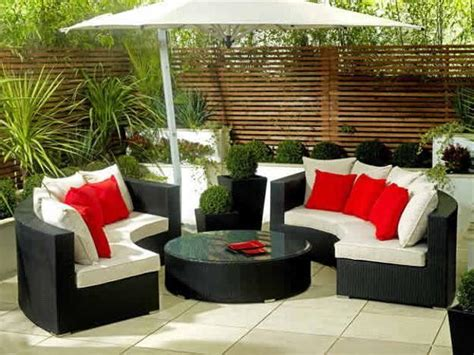 Patio Furniture Small Spaces   Home Outdoor