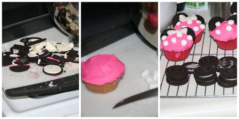 Minnie Mouse Cupcake Toppers Handmade - minnie mouse cupcake toppers handmade www pixshark