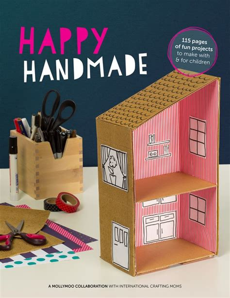 diy craft book happy handmade ebook diy crafts for family craft projects books small for big