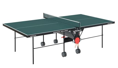amazon ping pong table amazon com butterfly personal table tennis table ping