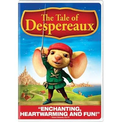 the tale of despereaux book report some of this some of that august 2009