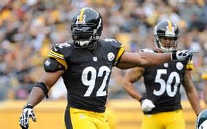 Pittsburgh steelers bring back beloved lb james harrison on two year