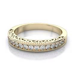 images of gold wedding rings beautiful collections of vintage yellow gold wedding rings wedwebtalks