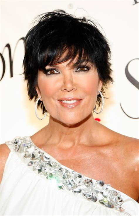 kris jenner pixie kris jenner short hairstyles lookbook more pics of kris jenner graduated bob 9 of 16 short