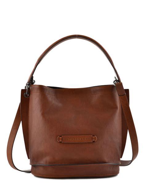 Tas Longch 3d Small Cognac longch messenger bag longch 3d best prices