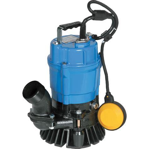 Submersible Tsurumi Tsurumi Sand Trash Submersible Water 3000 Gph 1 2