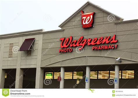 Walgreens Pharmacy Gift Card - walgreens pharmacy store editorial stock image image 40146444