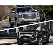 2017 Cadillac Escalade Vs GMC Yukon Denali Which Is