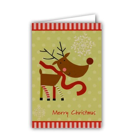 Reiny Set reiny reindeer boxed cards paperstyle