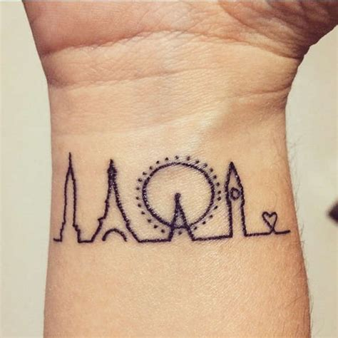 cute tattoo design 29 solid wristband tattoos designs