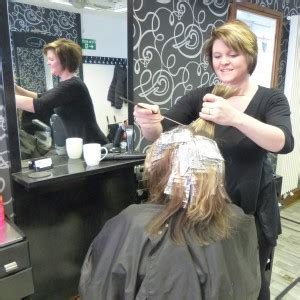 perm at old ladies hairdressers one of the best hairdressers in kent rosscos hair salon