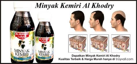 Minyak Kemiri Hitam minyak kemiri al khodry membuat rambut lebih subur lebat