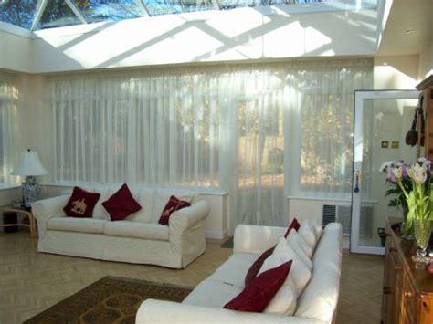 window coverings for sunroom amanda baker soft furnishings soft furnishings supplier