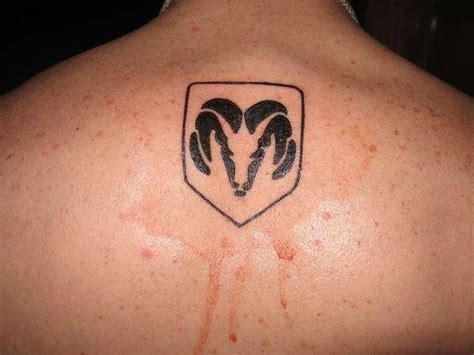 dodge tattoos ram