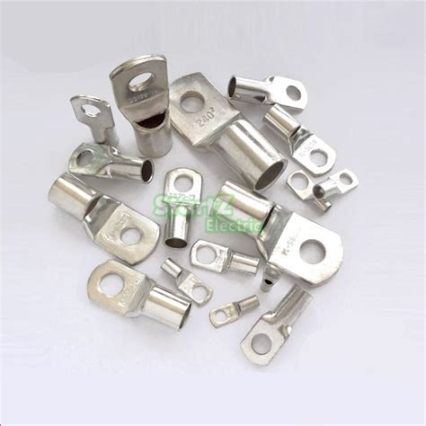 Skun Kabel Cable Lugs Sc10 6 Sc 10 6 battery terminal lugs promotion shop for promotional battery terminal lugs on aliexpress