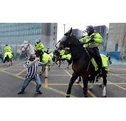 Newcastle United Fan Jailed For 12 Months Punching